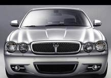 Jaguar XJ restyling