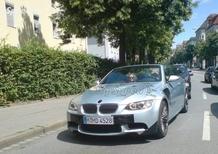 Nuova BMW M3 Cabriolet