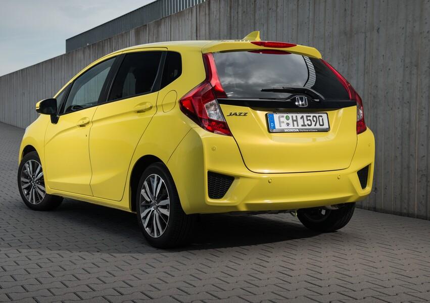 Honda Jazz 1.5 Dynamic Navi ADAS (5)