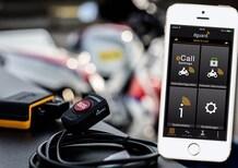 Dguard: eCall per moto. Video a Intermot 2016