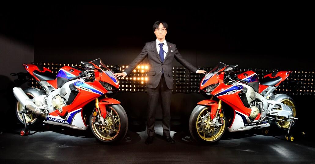 "Masatoshi Sato, Honda: ""Fireblade è una categoria a sé"