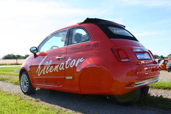 Una Fiat 500 Triciclo Per Sedicenni L Ingegnosa Idea Di Un