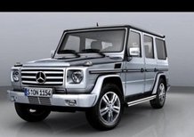 Mercedes Classe G restyling