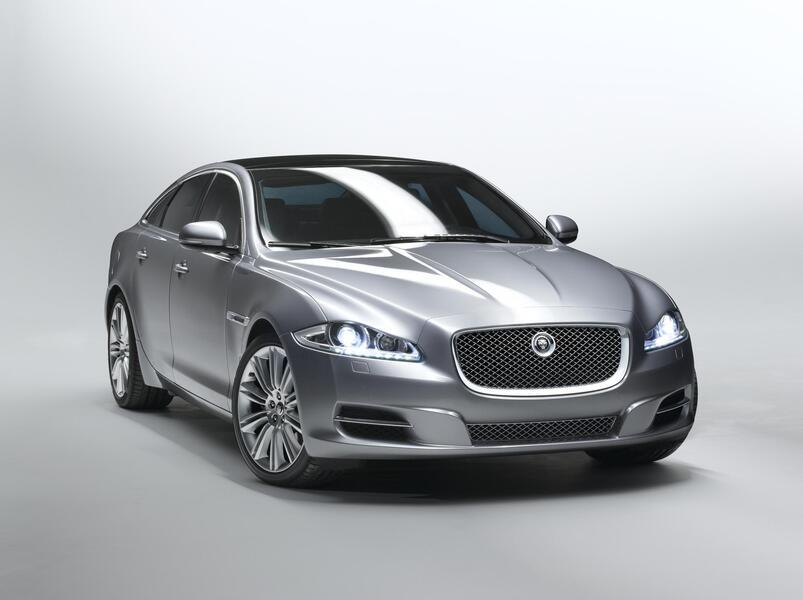 Jaguar XJ (2009->>)