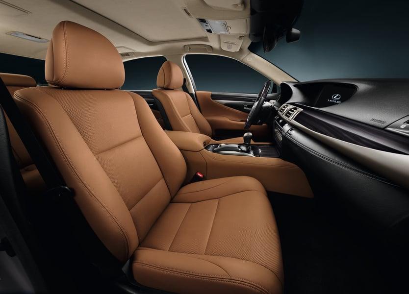 Lexus LS (2012->>) (4)