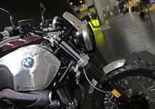 BMW R NineT Scrambler by Rizoma: non solo asfalto