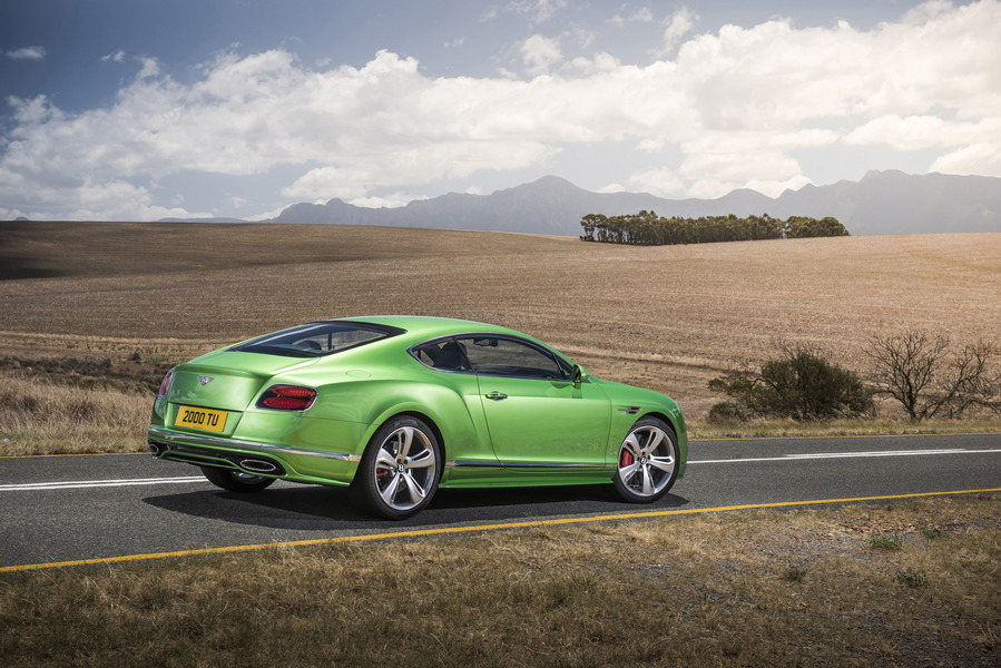 Bentley Continental (2003->>) (2)