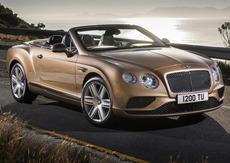Bentley Continental GTC (2006->>)