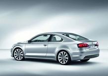 Volkswagen New Concept Coupè