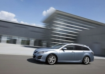 Mazda 6 restyling