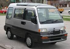 Subaru E (1986-99)