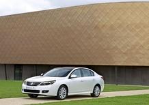 Renault Latitude: debutta in Russia