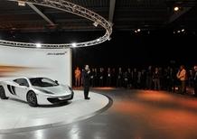 McLaren MP4-12C: vis à vis con Antony Sheriff