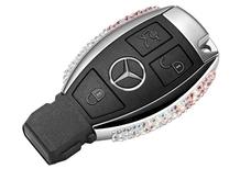 Mercedes: ecco la chiave Swarovski