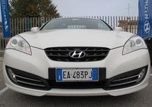 Hyundai Genesis Coupè: primo avvistamento