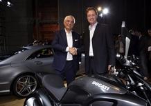 AMG-Ducati: firmato l'accordo a Los Angeles