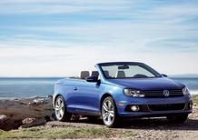 Volkswagen Eos 2011: il video della versione restyling