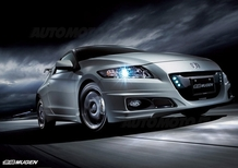 Honda CR-Z: in arrivo Type-S e Type-R turbo?