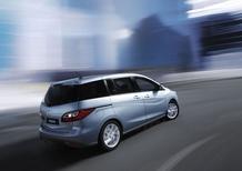 Nuova Mazda 5: da 19.650 euro