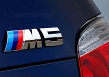 BMW M5 Concept - si vedrà a Shanghai
