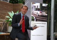 BMW Serie 6 Cabrio - vis à vis con Alessandro Toffanin