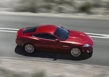 Jaguar XK M.Y. 2012: ecco il restyling