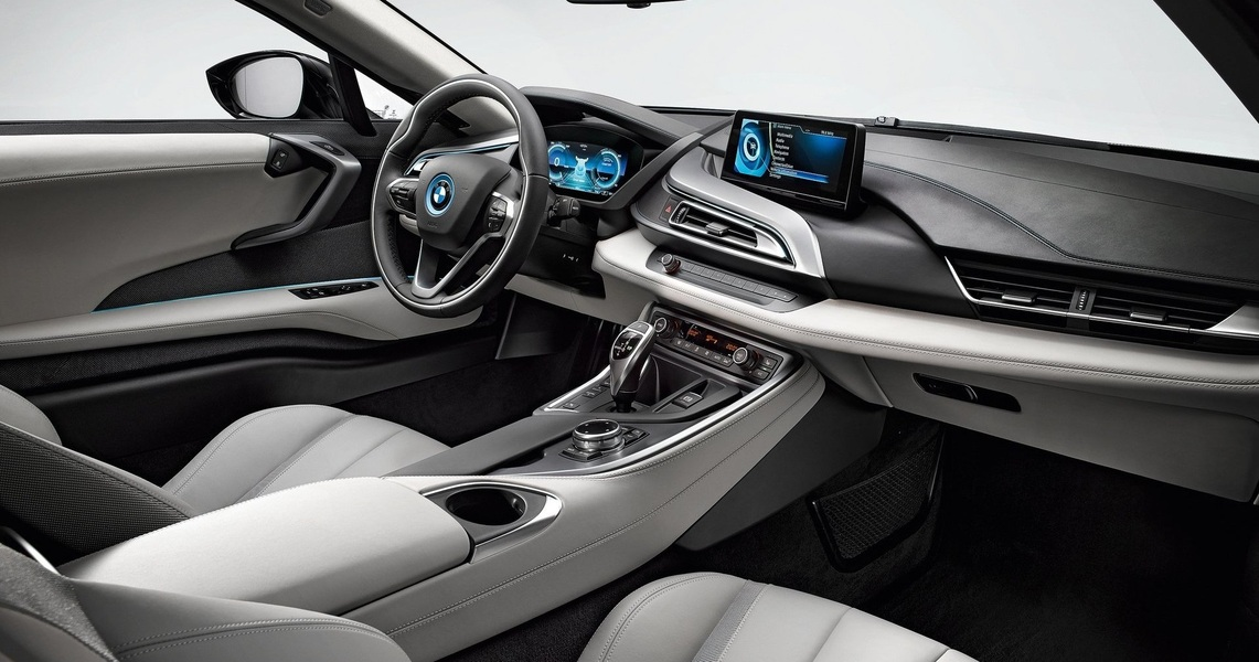 BMW i8 Coupé (4)