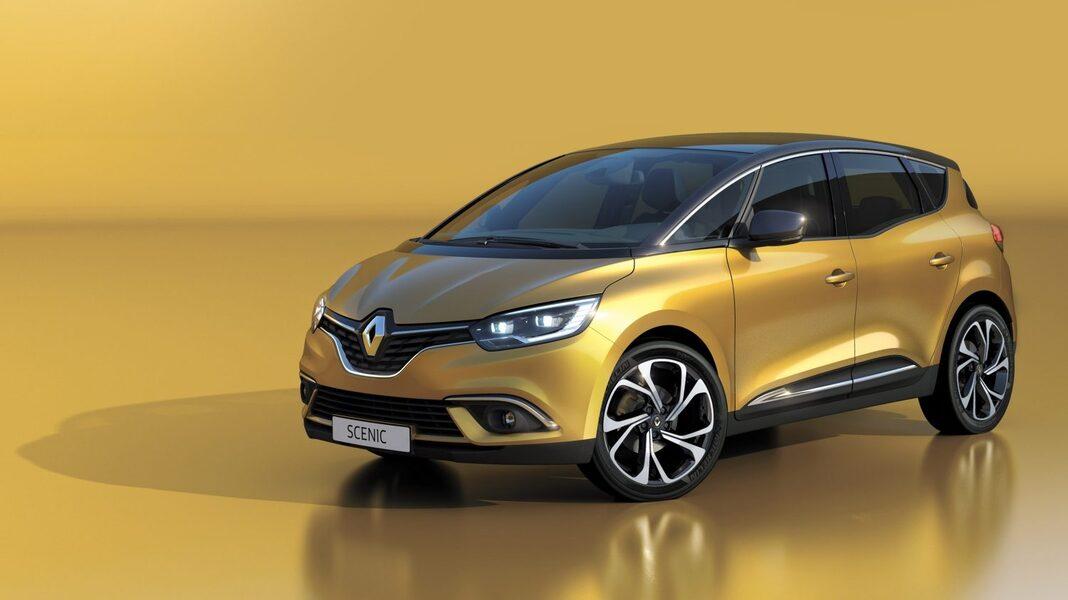 Renault Scénic (2)