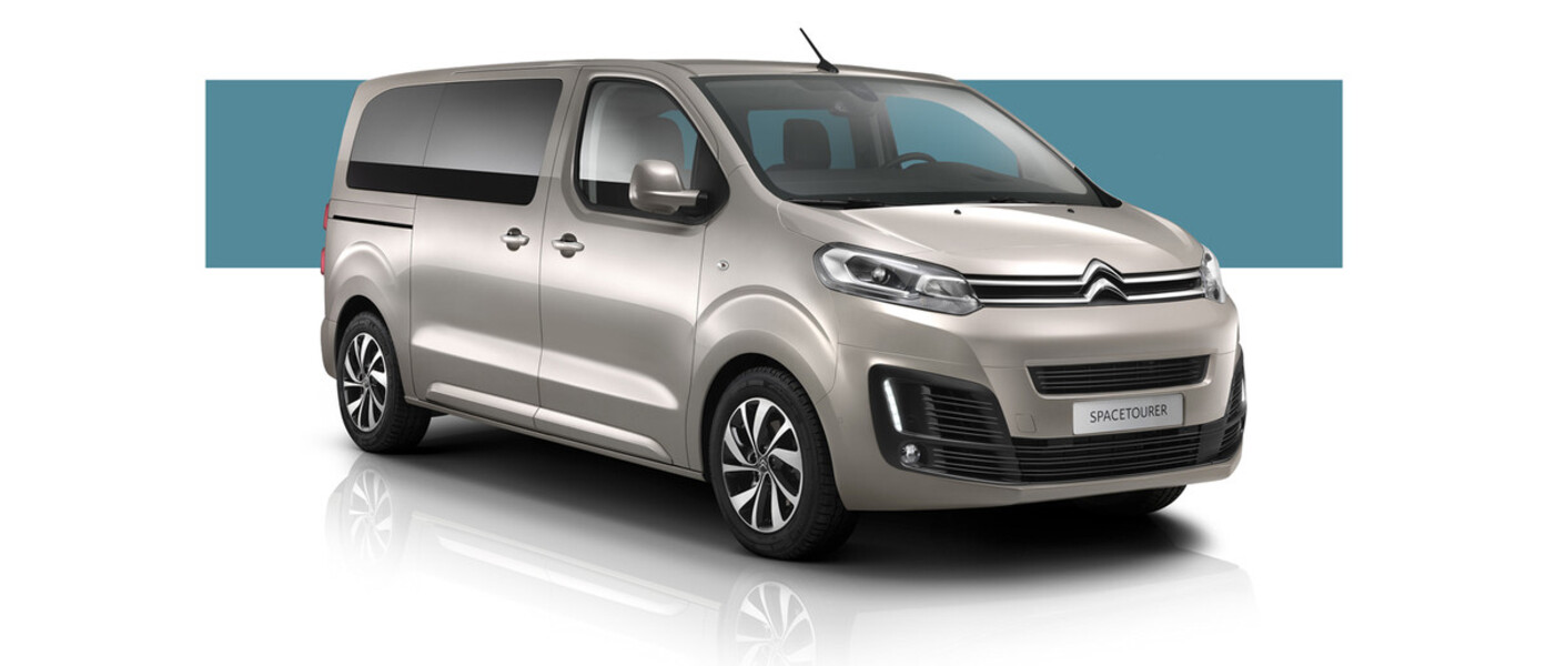 Citroen SpaceTourer (2016->>)
