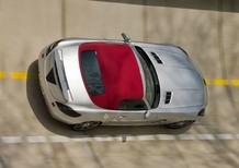 AMG SLS Roadster: prime immagini ufficiali