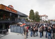 Inaugurata la nuova concessionaria Harley-Davidson Breva e Tivan
