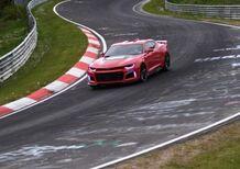 Chevrolet Camaro ZL1: meglio di Giulia Quadrifoglio al Ring [Video]