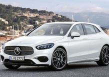 Nuova Mercedes Classe A 2018: l'abbiamo immaginata così