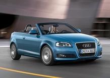 Audi: nuovi modelli per A3 Cabriolet, Q7 e A7
