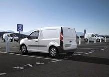 Nestlè: anche Renault Kangoo Z.E. nel parco veicoli