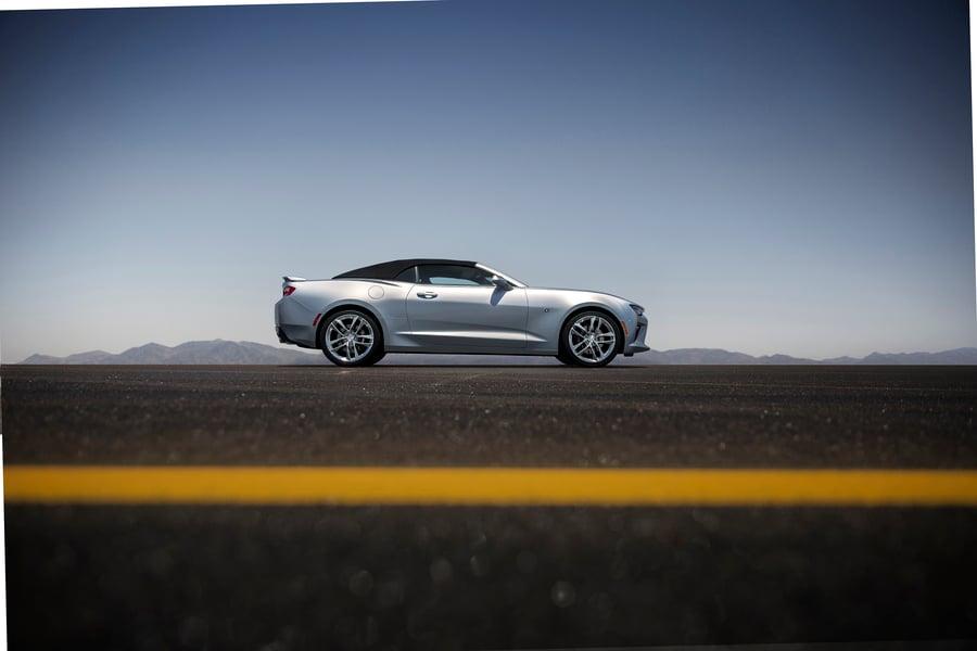 Chevrolet Camaro Cabrio Turbo aut. Cabriolet Touring (3)