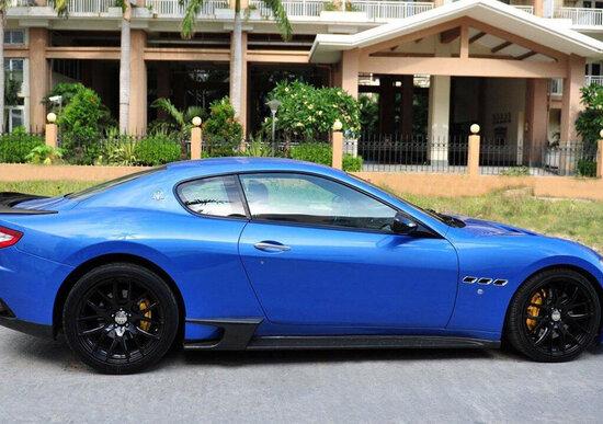 Maserati GranTurismo Sovrano: elaborazione firmata DMC