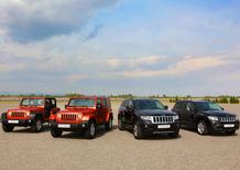 Jeep: 70 anni ben portati