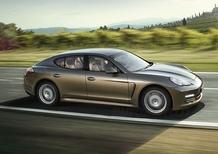 Porsche: una Panamera Hybrid plug-in nel prossimo futuro?