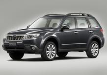 Subaru si aggiudica la gara CONSIP