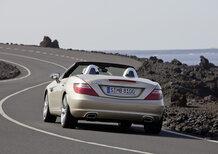 Mercedes SLK 250 CDI: si vedrà a francoforte?