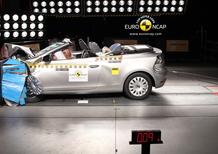 Euro NCAP: nove vetture su dieci si aggiudicano le cinque stelle