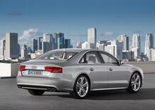 Audi: nuova S8 in anteprima a Francoforte