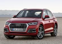 Nuova Audi Q5: ecco la gamma e il listino per l'Italia