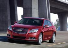 Chevrolet Malibu: anche con 4 cilindri Ecotec