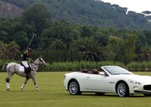 Maserati e La Martina sponsor delle qualificazioni europee ai Campionati Mondiali di Polo