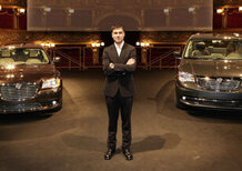 Lancia Thema e Voyager: vis à vis con Saad Chehab