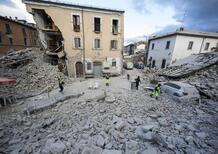 Terremoto: cosa fare se ci coglie mentre siamo alla guida