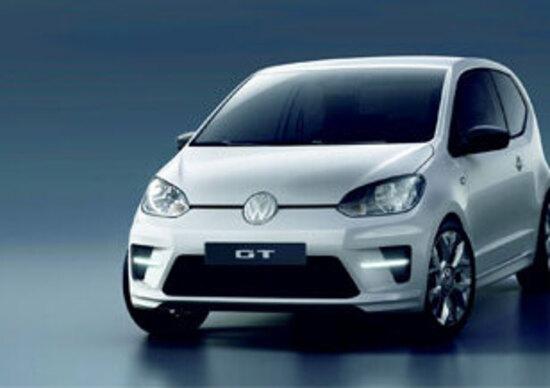 Volkswagen up! gt news automoto.it