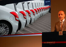Suzuki Swift Sport: vis à vis con Massimo Nalli